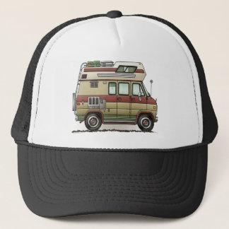 Custom Van Camper RV Hat