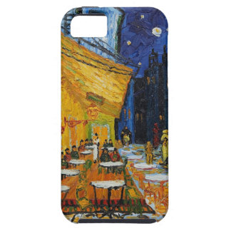 Custom Van Gogh Cafe Terrace Vintage Fine Art iPhone 5 Case