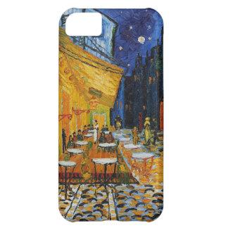 Custom Van Gogh Cafe Terrace Vintage Fine Art iPhone 5C Covers