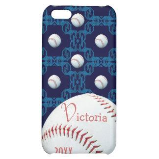 Custom Victoria Baseball Motif Iphone 4/4S Case