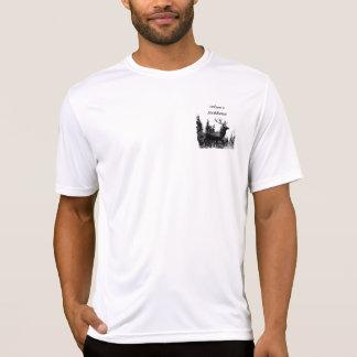 Custom Vintage Design Stag Deer, Business Logo T-Shirt