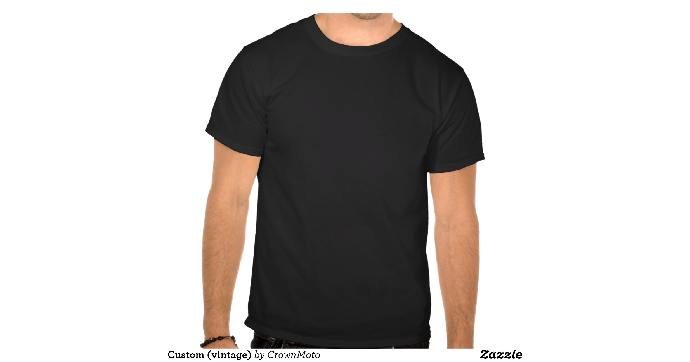 Custom vintage t shirt zazzle for Zazzle custom t shirts