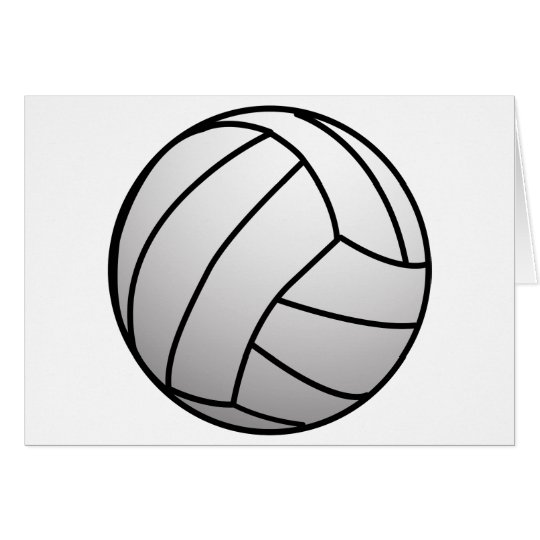 Custom VolleyBall Sports Product Card