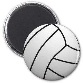 Custom VolleyBall Sports Product Fridge Magnet