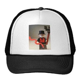 Custom Voodoo Priest Zombie Minifig Trucker Hat