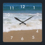 "Custom Wall Clock (Add Your Own Photo and/or text)<br><div class=""desc"">Add Your Own Photo or Text</div>"