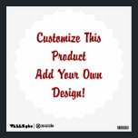 """Custom Wall Decals<br><div class=""""desc"""">With so many customisable products, it really is hard to choose. Whether it&#39;s for your family, or for a friend there is something for everyone here at Pure Designs! Even if you don&#39;t see a design you like, there is always the option to design your own! So go on ......</div>"""
