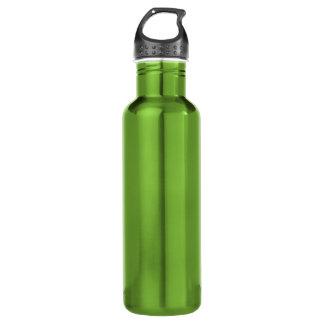 Custom Water Bottle (18 oz), Stainless Steel-24oz