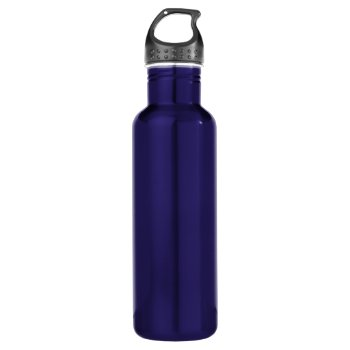 Custom Water Bottle (18 Oz)  Stainless Steel-24oz by CREATIVEforBUSINESS at Zazzle