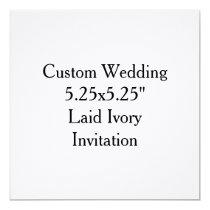 Custom Wedding Bachelor Party Invitation