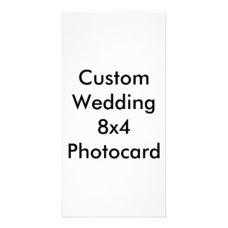 Custom Wedding Bachelorette Party Photo Card Picture Card