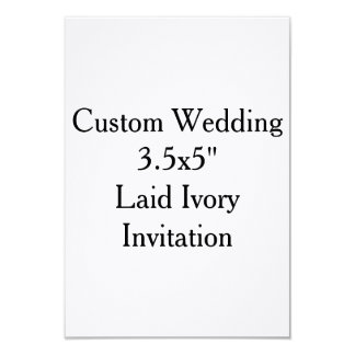 Custom Wedding Bridal Shower Invitations