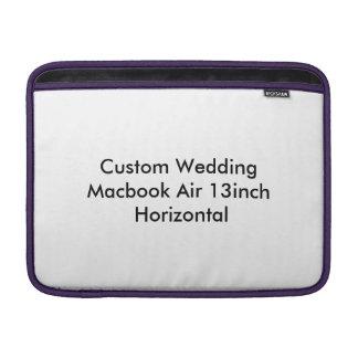 Custom Wedding Macbook Air 13 inch Template Sleeve For MacBook Air