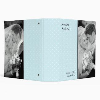 Custom Wedding Photo Album Binder