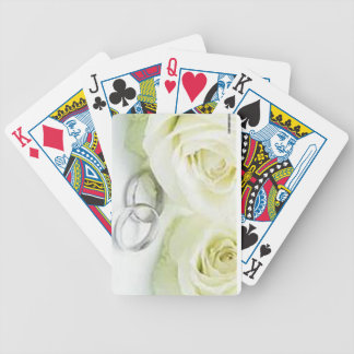 CUSTOM WEDDING PLAYING CARD