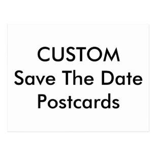 Save the date postcards zazzle custom wedding save the date postcards maxwellsz
