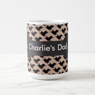 Custom Welsh Corgi Dad Coffee Mug
