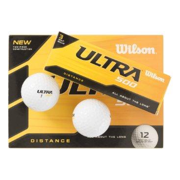 Beach Themed Custom Wilson Ultra 500 Distance Golf Ball (12)