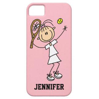 Custom Women s Tennis iPhone 5 Case
