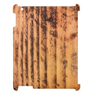 custom wood graphics ipad protective case iPad cover