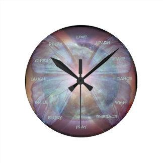 Custom Words | Prayer Clock