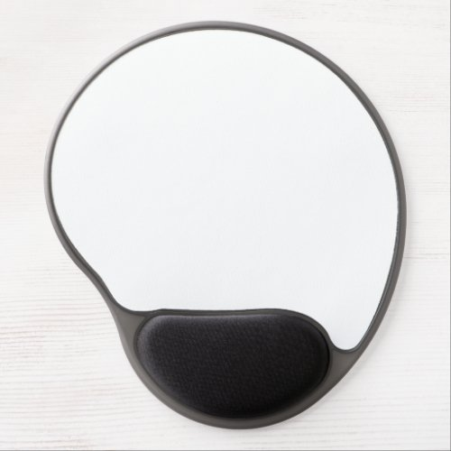 Custom Wrist Support Gel Mousepad
