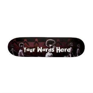 Custom X-Ray Skeletons Midnight Stroll Boards Skateboard