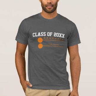 Custom Year | School Graduation T-Shirts