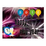 Custom Your Happy New Year Card Postcard