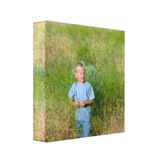 Custom Your Picture or Photo Stretched Canvas Prin