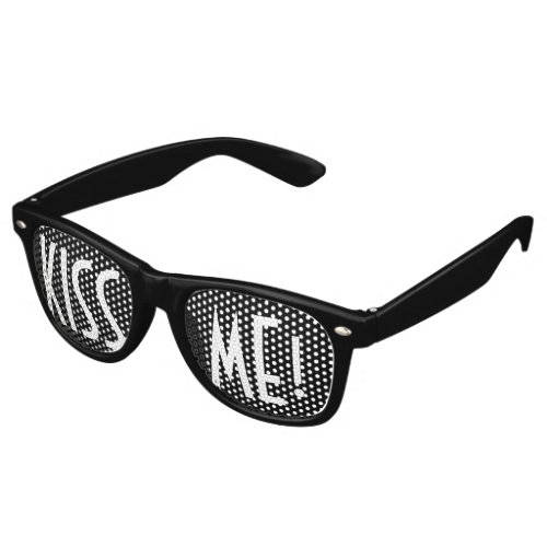 Custom your text image  background color retro sunglasses