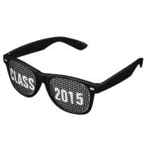 Custom your text, image & background color retro sunglasses