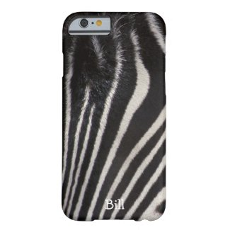 Custom Zebra iPhone 6 case - Cell Phone Case