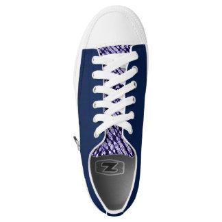 Custom Zipz Low Top Shoes - (Wingman)