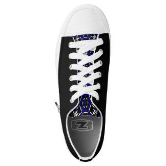Custom Zipz Low Top Shoes - (Wingman 2)