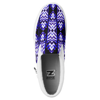 Custom Zipz Slip On Shoes - Wingman 3