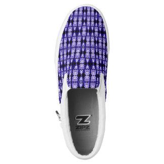 Custom Zipz Slip On Shoes - Wingman 3 (b)