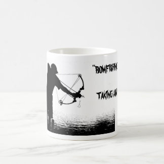 Custome Bowfishing Mug