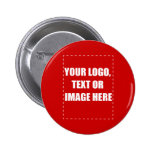 Custome Products 2 Inch Round Button