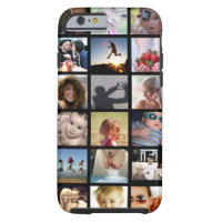 Customer Photo Collage iPhone 6 Case (Case-Mate)