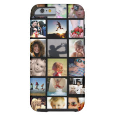 Customer Photo Collage Iphone 6 Case (case-mate) at Zazzle