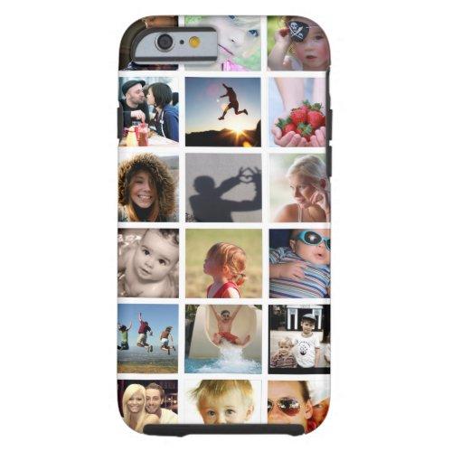 Customer Photo Collage iPhone 6 Case (Case-Mate) Phone Case