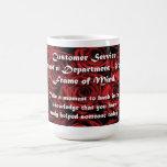 Customer Service Frame of Mind Mug