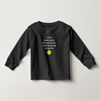 Customer Service Joke T Shirt