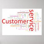Customer Service Print