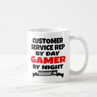 Customer Service Representative Gamer Coffee Mug