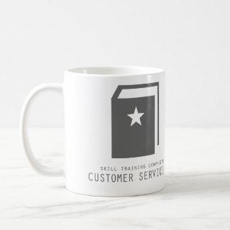 Customer Service V skill training mug