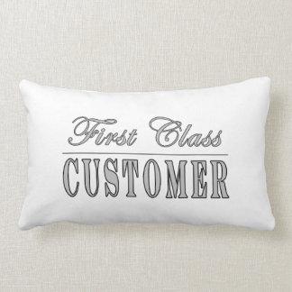Customers First Class Customer Pillows