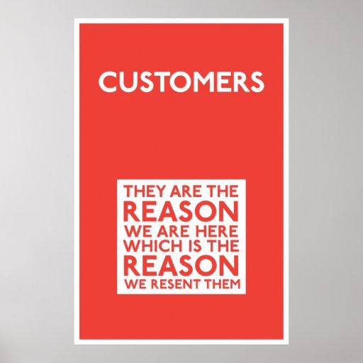 Customers Office Print
