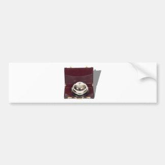 CustomerService060910Shadow Bumper Sticker